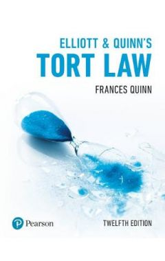 Elliott & Quinn's Tort Law IE