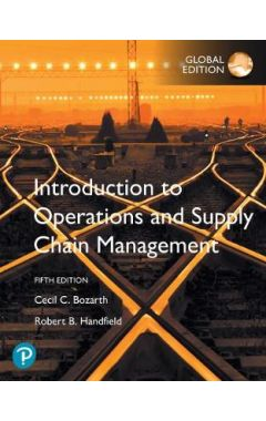 Introduction to Operations and Supply Chain Management, Global Edition IE