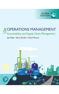 Operations Management:  Sustainability and Supply Chain Management IE