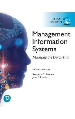 Management Information Systems: Managing the Digital Firm, Global Edition IE