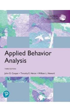 Applied Behavior Analysis 3 Global Edition