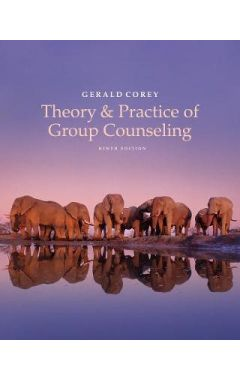THEORY AND PRACTICE OF GROUP COUNSELING 9E