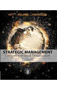 STRATEGIC MANAGEMENT CONCEPTS COMPETITIVENESS/GLOBILAZATION