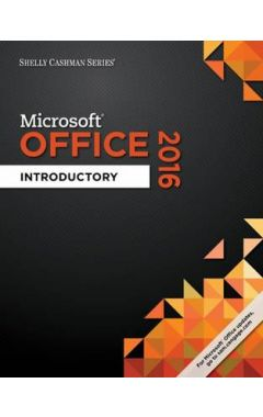 Shelly Cashman Microsoft Office 2016