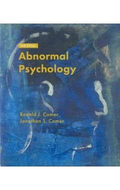 ABNORMAL PSYCHOLOGY 10e