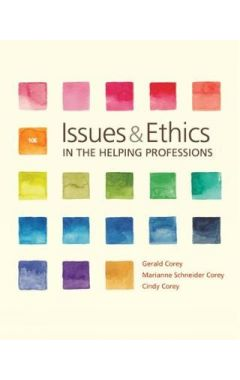 ISSUES/ETHICS HELPING PROFESSIONS