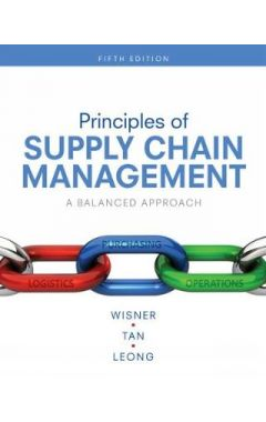 PRINCIPLES SUPPLY CHAIN MANAGEMENT BALANCED APPROACH