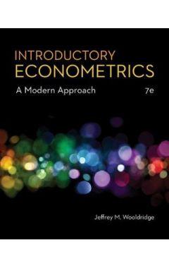 INTRODUCTORY ECONOMETRICS MODERN APPROACH