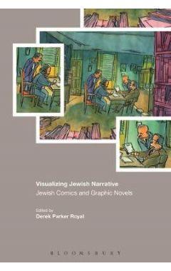 [pod] Visualizing Jewish Narrative: Jewish Comics and Graphic Novels