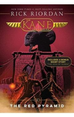 The Red Pyramid ( Kane Chronicles #01 )