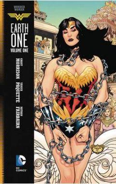 Wonder Woman Earth One Vol. 1