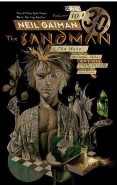 Sandman 10 - the Wake: 30th Anniversary Edition
