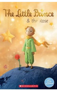 2 POPCORN STARTER : LITTLE PRINCE AND THE ROSE