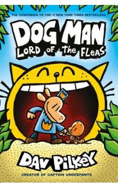 Dog Man 5: Lord of the Fleas PB