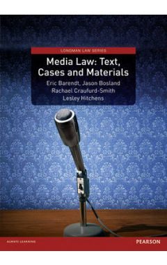 Media Law: Text, Cases and Materials IE