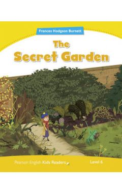 PENGUIN KIDS 6 SECRET GARDEN READER