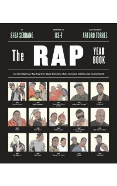 The Rap Year Book: The Most Important Rap Song From Every Year