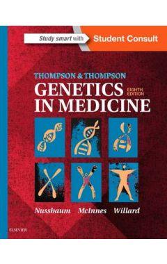THOMPSON & THOMPSON GENETICS IN MEDICINE 8E