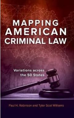 [pod] Mapping American Criminal Law: Variations across the 50 States