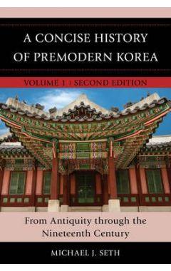 CONCISE HISTORY OF KOREA 2ED