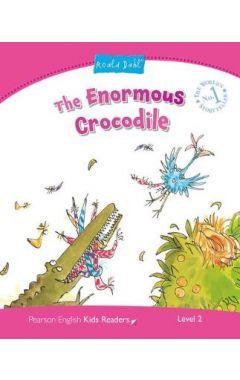 THE ENORMOUS CROCODILE PENGUIN KIDS READER 2