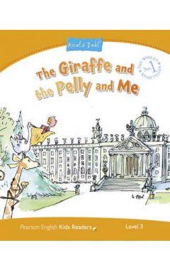 GIRAFFE AND THE PELLY PENGUIN KIDS READER 3