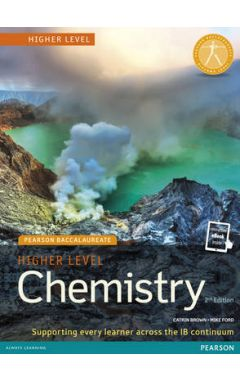 Pearson Baccalaureate Chemistry Higher Level (Book + eText Bundle) (2e)