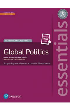 PEARSON BACCALAUREATE ESSENTIALS: GLOBAL POLITICS