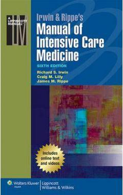 Manual Of Intensive Care Medicine , 6e IE