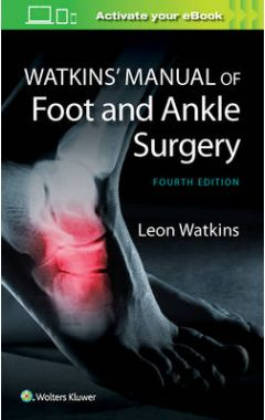 Manual Of Foot And Ankle Surgery 4e