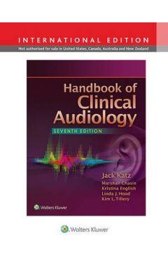Handbook Of Clinical Audiology, 7e IE