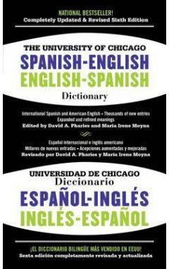THE UNIVERSITY OF CHICAGO SPANISH-ENGLISH DICTIONARY