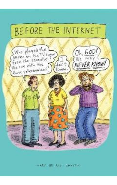 Before the Internet Journal by Roz Chast