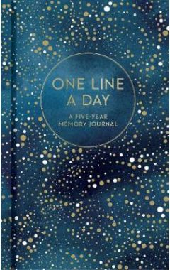Celestial One Line a Day: A Five-Year Memory Book