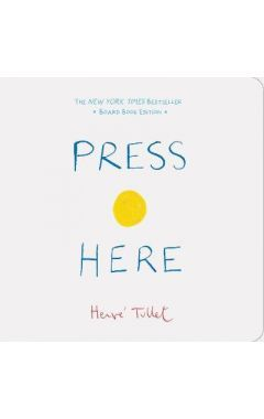 Press Here: Board Book Edition