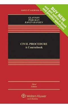 Civil Procedure: A Coursebook 3E