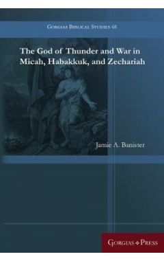 The G-d od Tjinder and War in Micah,Habakuk and Zachariah