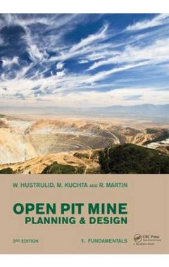 Open Pit Mine Planning and Design, 2 Vol Set & CD-ROM