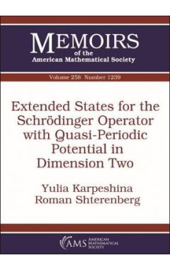 Extended States for the Schrödinger Operator with Quasi-Periodic Potential in Dimension Two