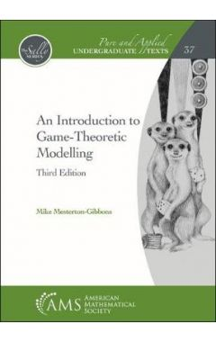An Introduction to Game-Theoretic Modelling