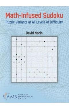 Math-Infused Sudoku: Puzzle Variants at All Levels of Difficulty