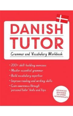 Danish Tutor: Grammar and Vocabulary Workbook (Learn Danish with Teach Yourself): Advanced beginner