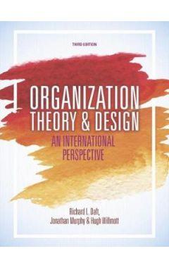 ORGANIZATION THEORY AND DESIGN 3E