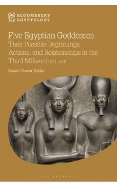 [pod] Five Egyptian Goddessestheir Possible Beginnings, Actions,
