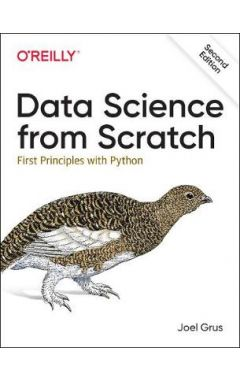 Data Science from Scratch: First Principles with Python 2e
