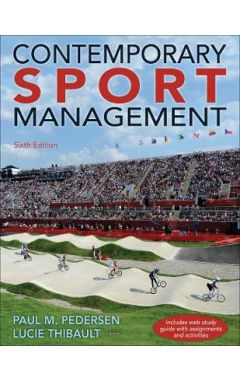 Contemporary Sport Management 6th Edition with Web Study Guide