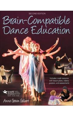 Brain-Compatible Dance Education 2e + Web Resource