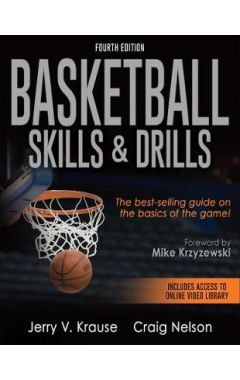 Basketball Skills & Drills 4e With Online Video