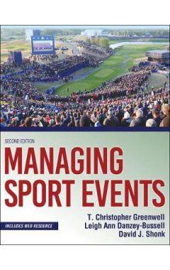 Managing Sport Events 2e