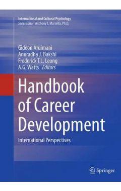 Handbook of Career Development